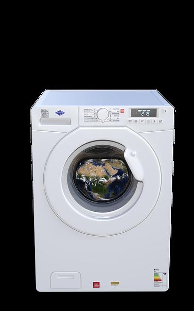 בחירת מכונת כביסה