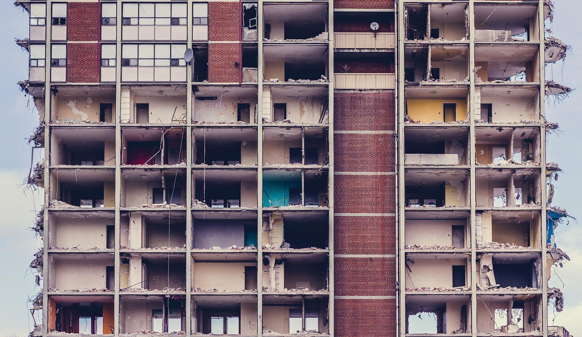שיקום חיצוני למבנים