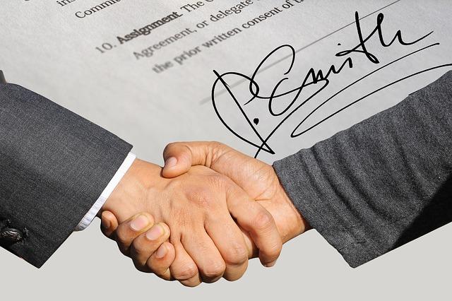 יצירת הסכם מייסדים