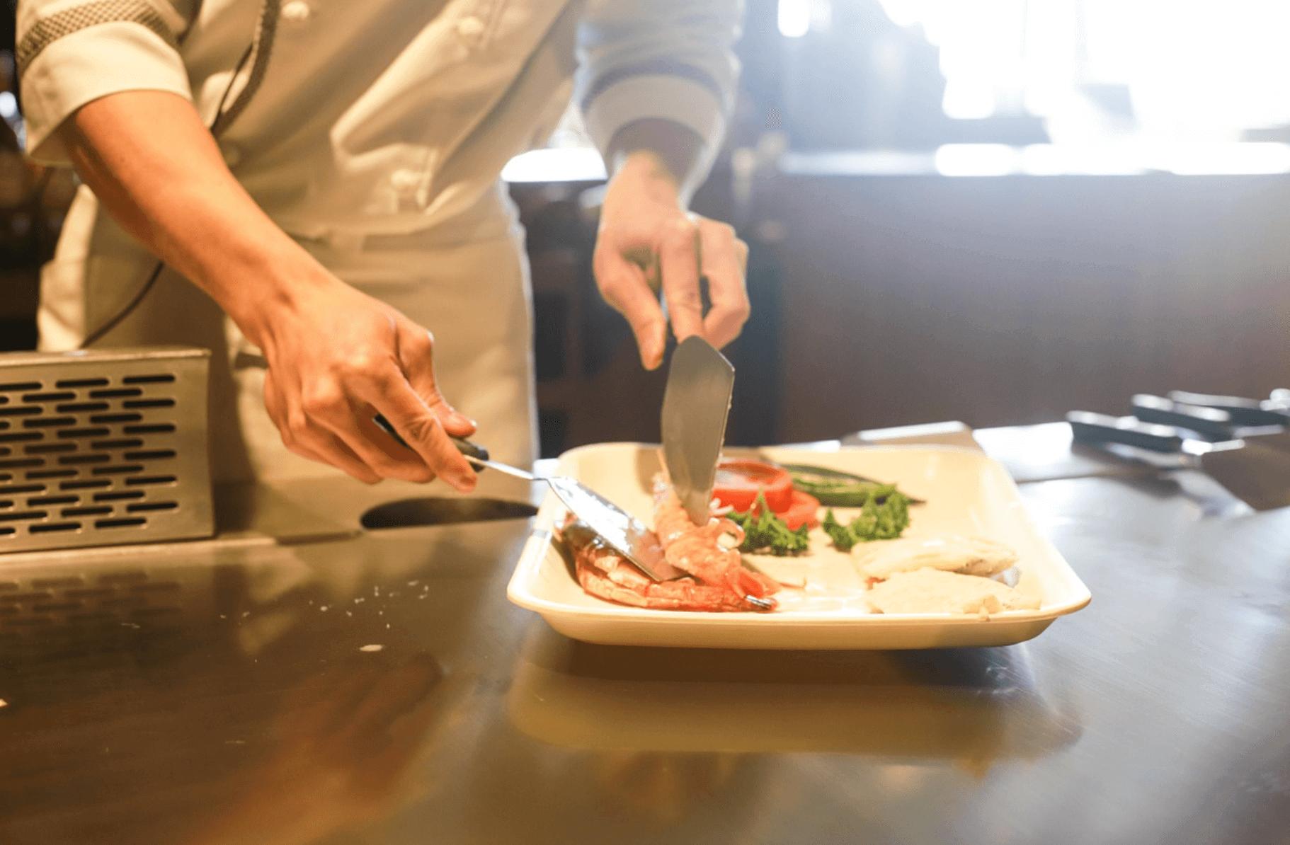 5 סיבות לקחת שף פרטי לאירועים