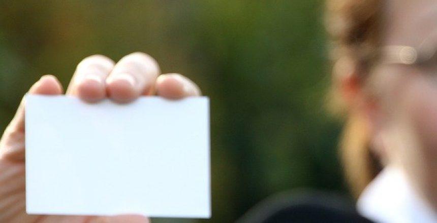 דוגמאות לכרטיס ביקור של נטורפתית